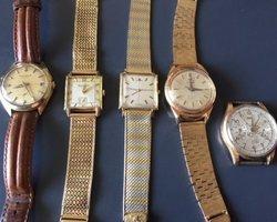 Julien Lachaux Antiquités - Beaune - Les montres