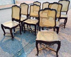 Julien Lachaux Antiquités - Beaune - Les meubles de salle à manger